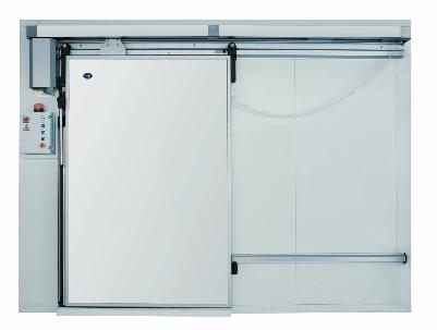 Doors for cold rooms