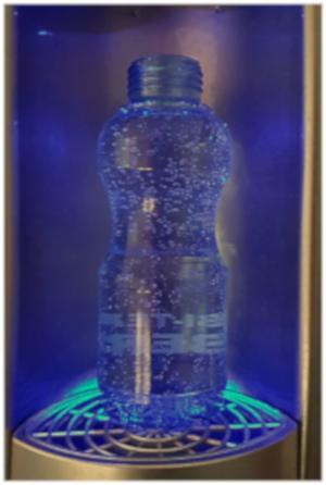 Optimal für Getränkespender
