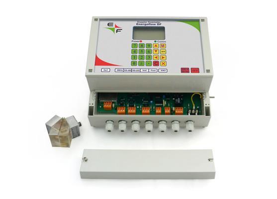 "Ultrasonic Flow Meters ""Energoflow DF"""