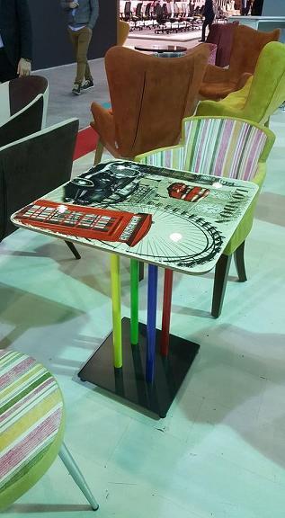 Bistro Table Legs