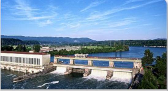 Durchflussmesser für die Wasserwirtschaft