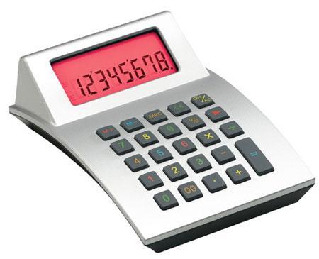 Calculatrice 12x7 écran multicolor