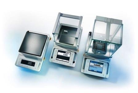 Cubis. The first modular-designed lab balance series.