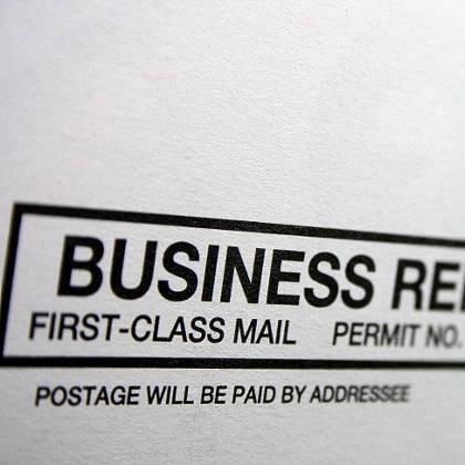 Self-mailer