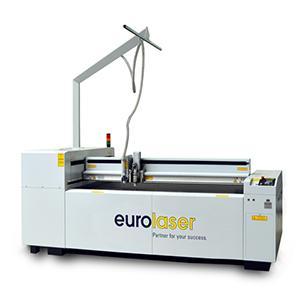 eurolaser Laser Cutting System L-1200