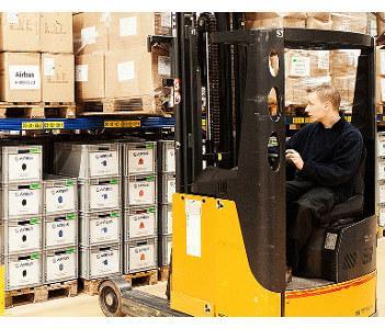 Logistik und Versand