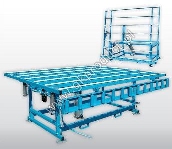 Tilting work table SRU-02
