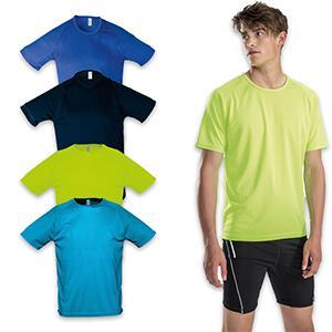 T-shirt Sporty 140 g/m²