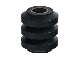 Vibration damping rubber products