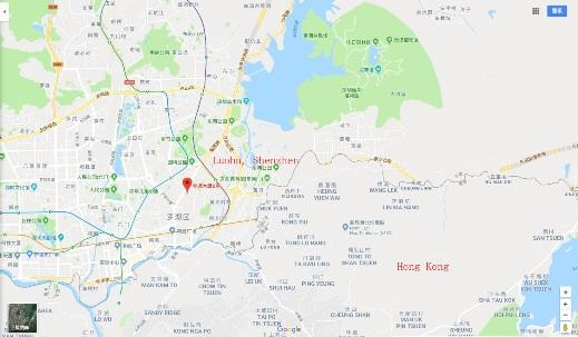 Location on Google Map