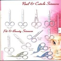 Nail and Cuticle scissors