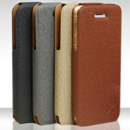 Ultra-Thin cell phone/iPad leather case