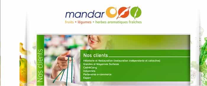 GROUPE MANDAR : nos clients