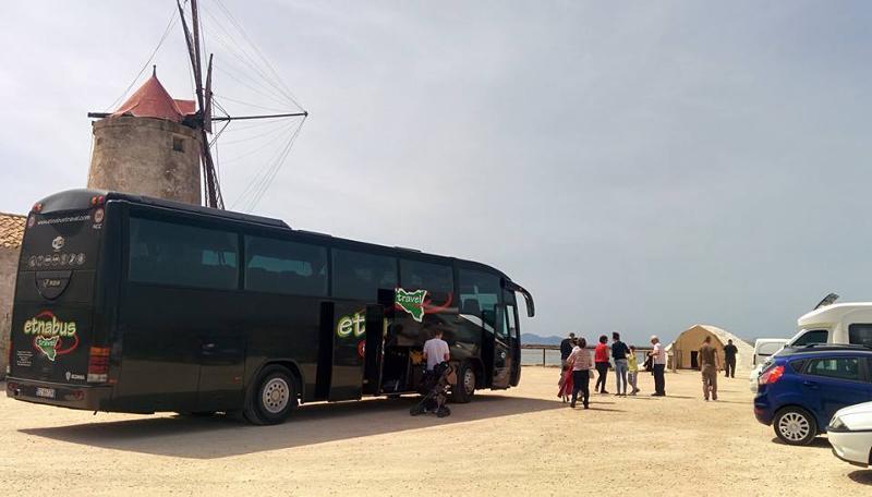 Etnabus travel, noleggio pullman in sicilia