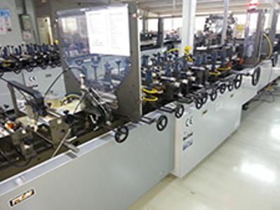 Siegelrandbeutel-Maschine