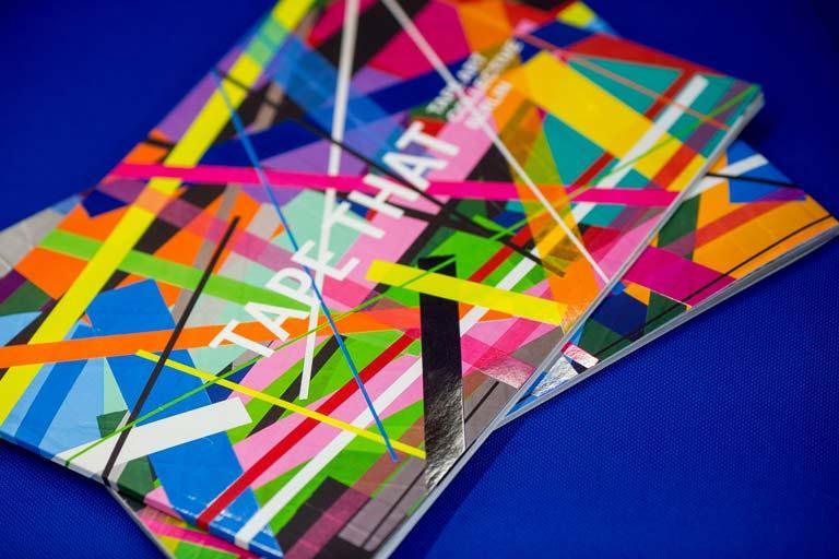 Art collective artworks catalogue
