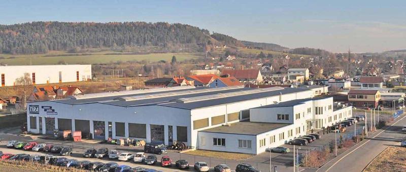 Company premises