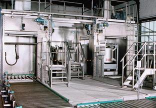 Industriewaschmaschine