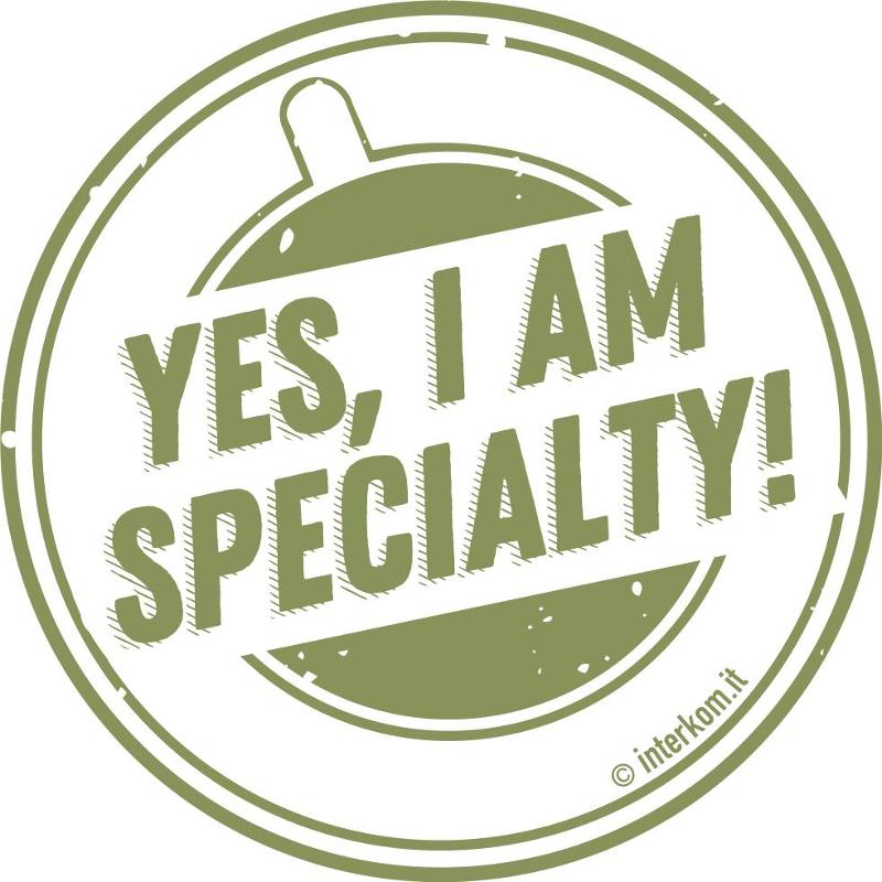 Yes, I am specialty!