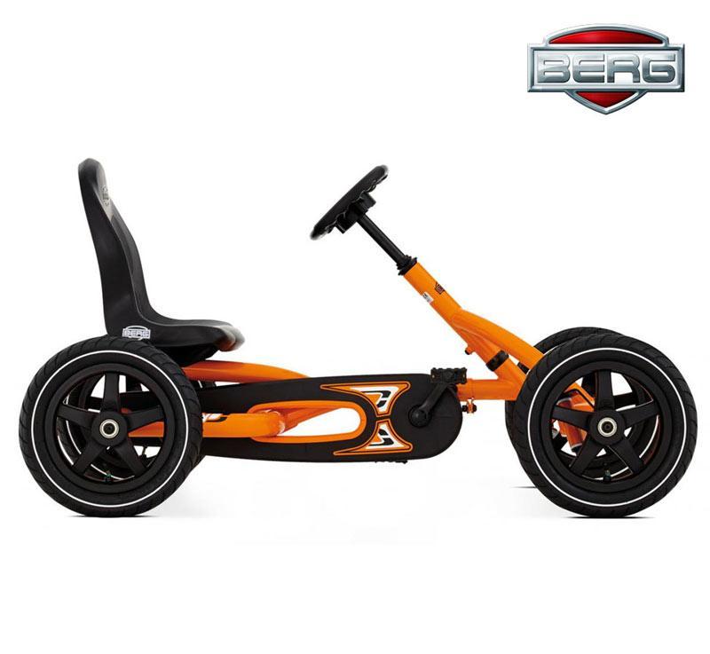 BERG Buddy Orange go-cart
