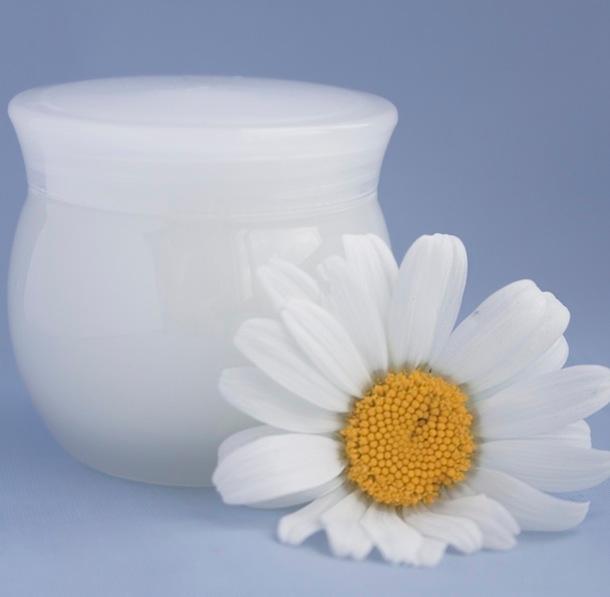 Cream in Jar