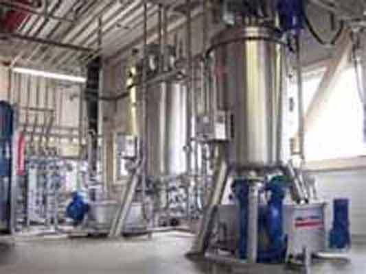 Filtri per industria alimentare