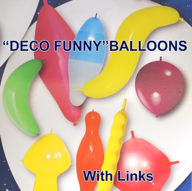 DECO FUNNY BALLONS
