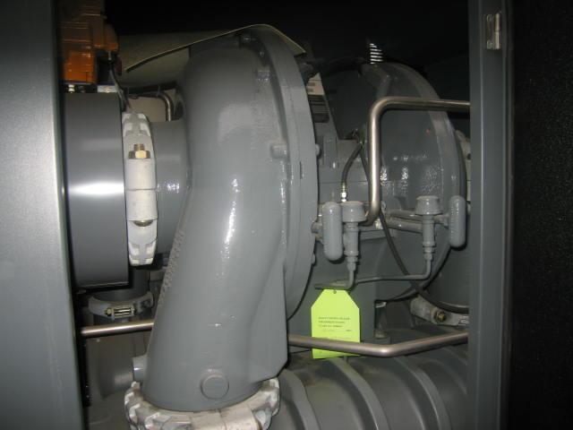 Atlas Copco Air compressor ZH10000