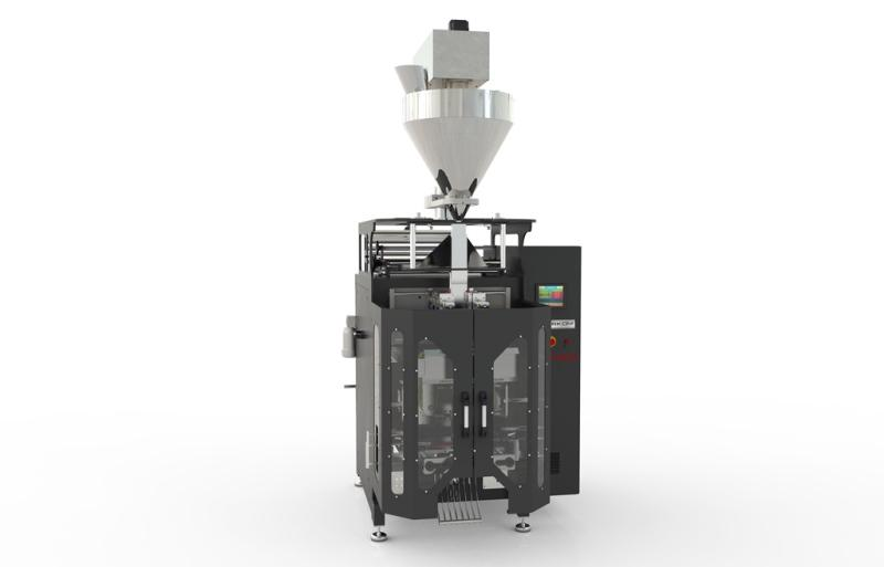 IMQ-A SERIES Quadseal Packaging Machine With Auger Filler