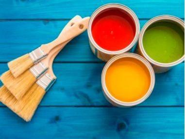 Productos químicos para pinturas