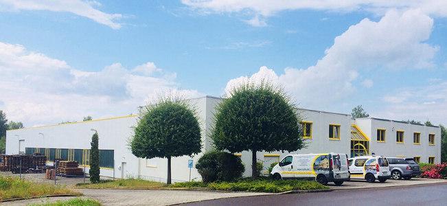 ISS GmbH in Borna