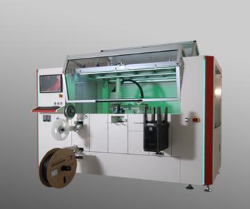 UNIMM-SERIE - Modularer Prüf- und Verpackungsautomat