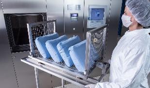 Vollautomatischer Ethylenoxid Sterilisator