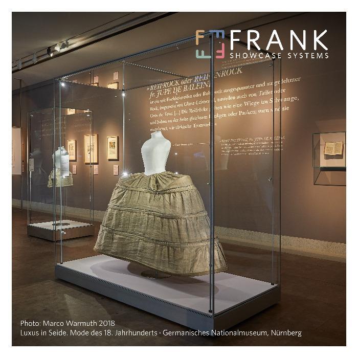 FRANK Displaycases System