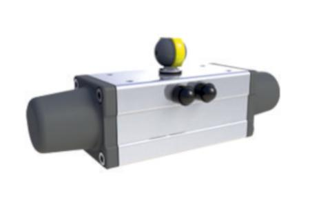 Einfachwirkend LUFT-FEDER - 21-18Nm ISO5211 F03/F05 9-11-14mm