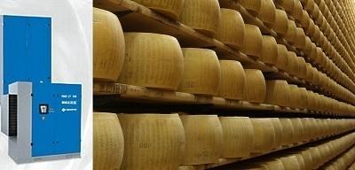 Luoghi di stagionatura formaggi