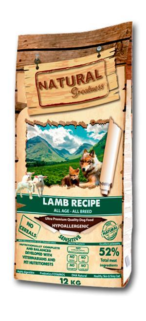 Lamb Recipe - Ultra Premium Quality Dog Food