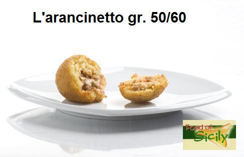 Rice Ball, Arancino Siciliano