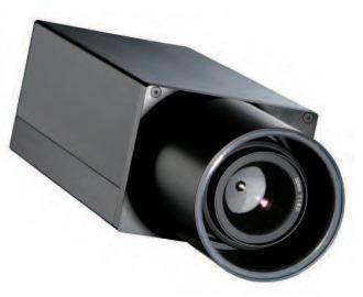 Intelligente CCD-Zeilenkameras der LSC-Serie