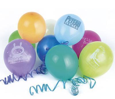 Ballons publicitaires à prix bas