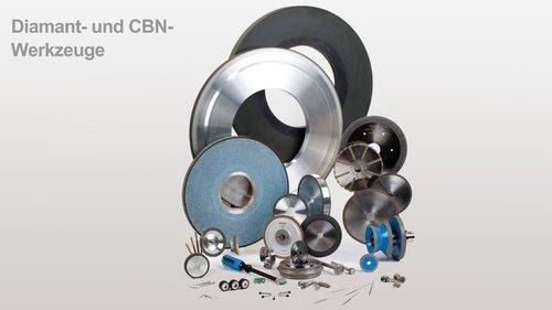 Diamant- und CBN- Werkzeuge