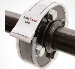 Sureband Clear - PTFE Spritzschutzband