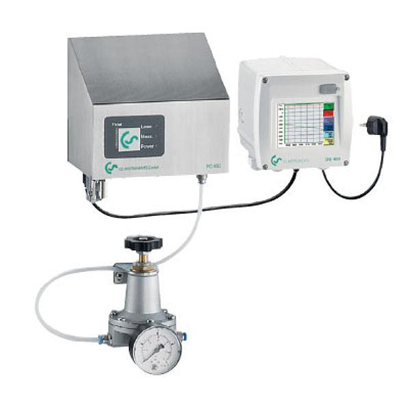 PC400 laser particle counter
