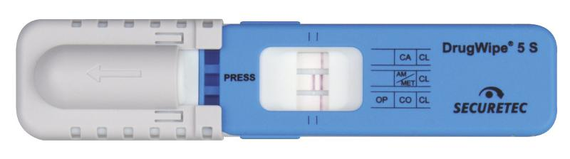 drug test saliva DrugWipe 5S