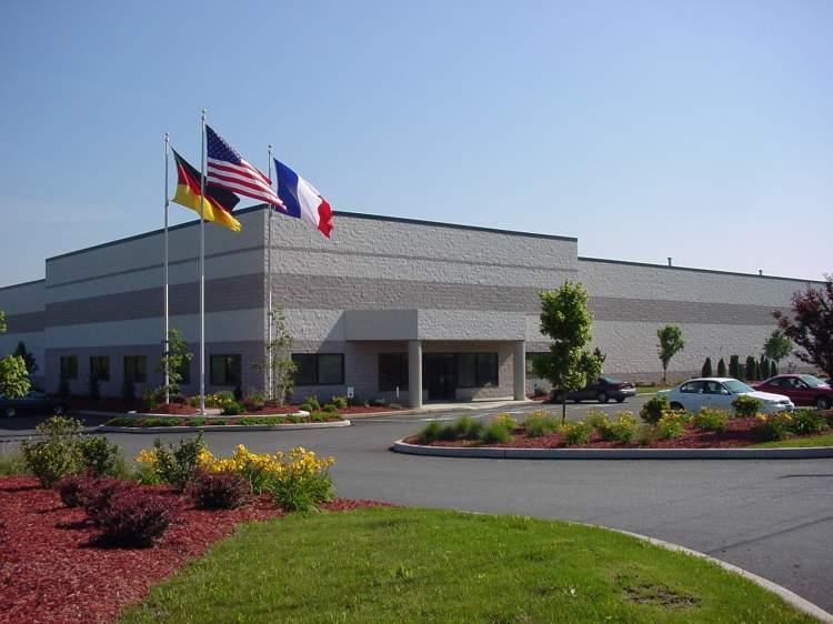 Gebäude USA