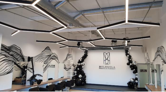 Stylist training center