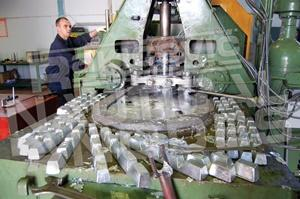 anode casting