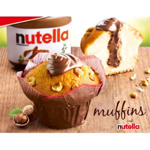 nutella muffin