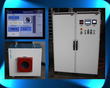 High Current Test System