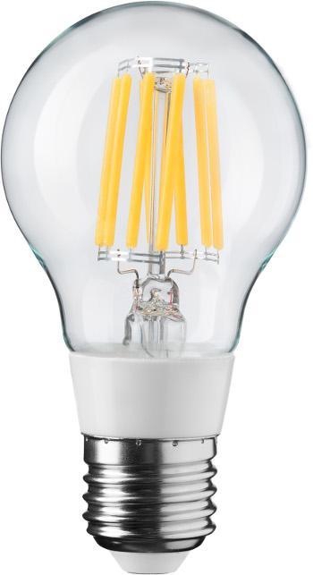 LED bulb E27 7,5W A60 2700K